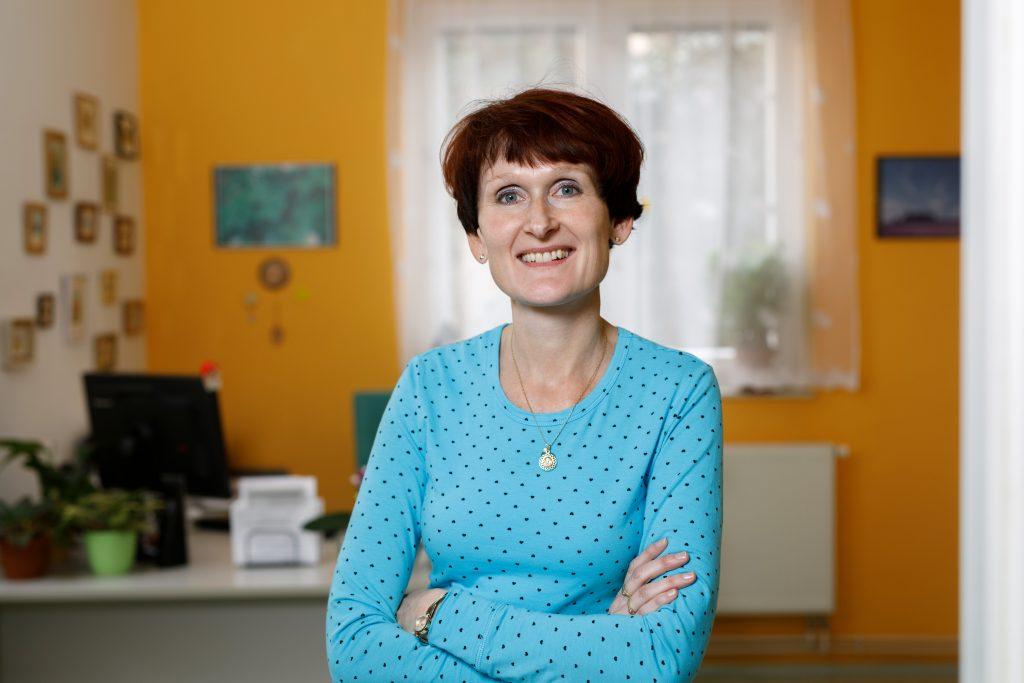 MUDr. Alena Váchová - Diabetolog, obezitolog