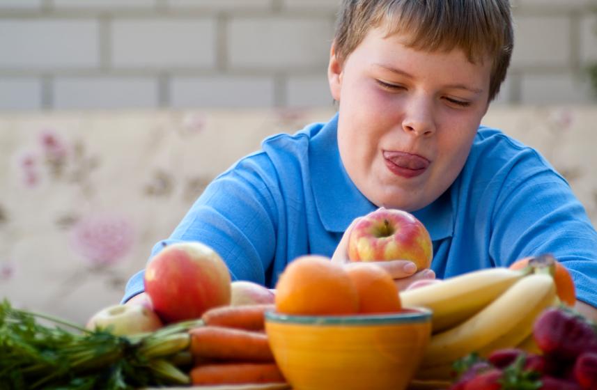 Redukce hmotnosti u dětí