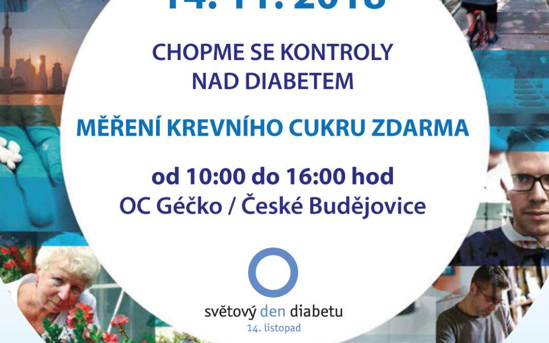 Světový den diabetu 2018