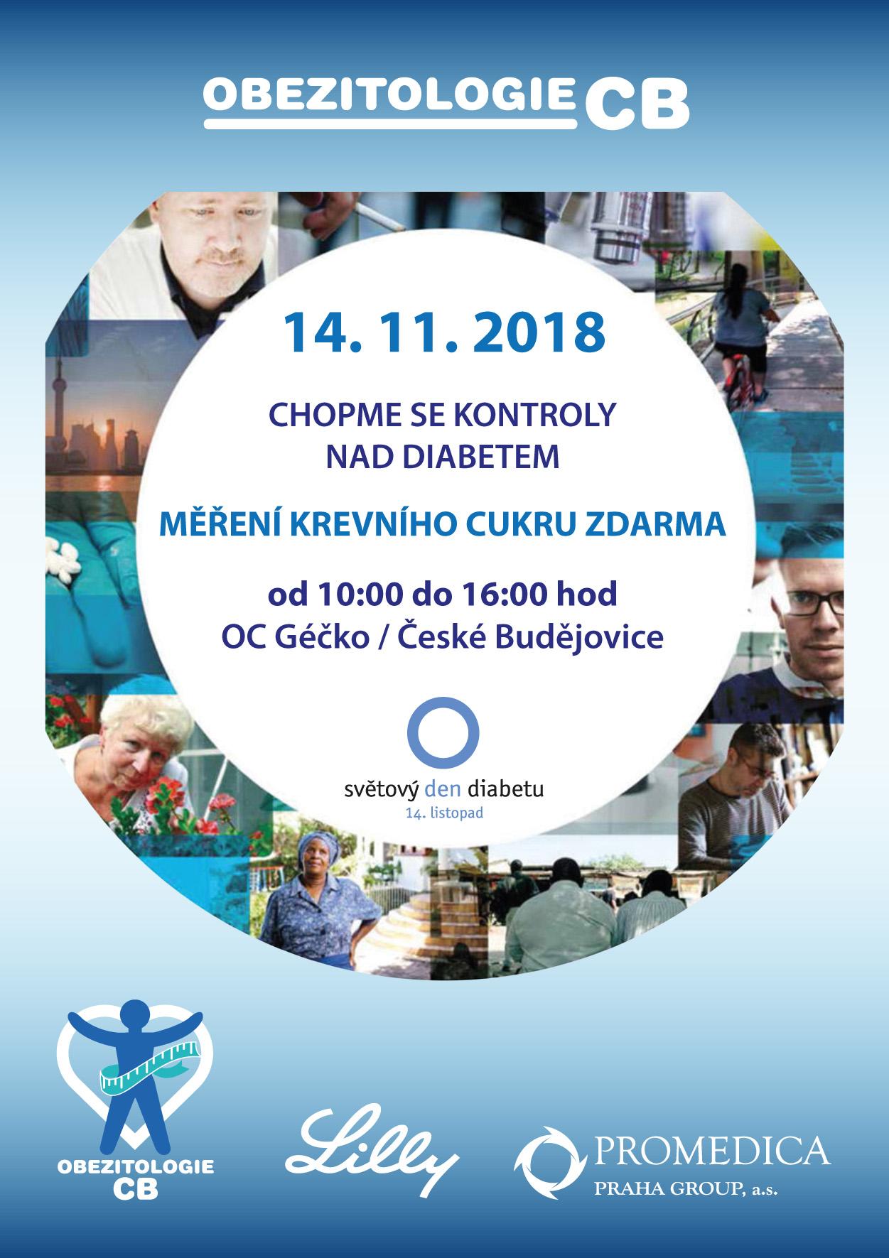 Den diabetu 2018